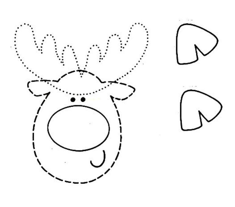 Новогодние аппликации из бумаги своими руками схемы